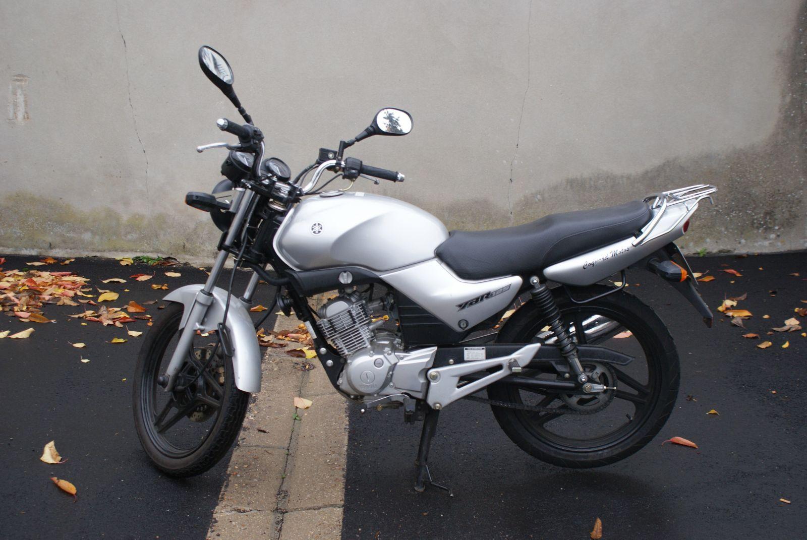 la 125 Yamaha